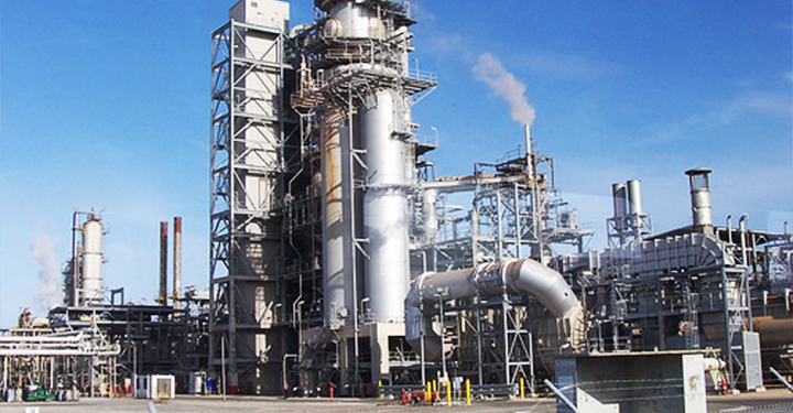 Smelting and Refining Structures, Plant and Equipment