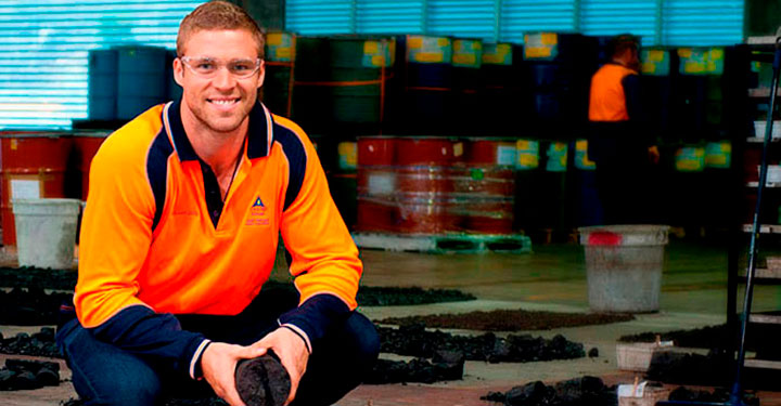 Bulk sample processing
