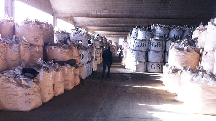Warehouse inspections