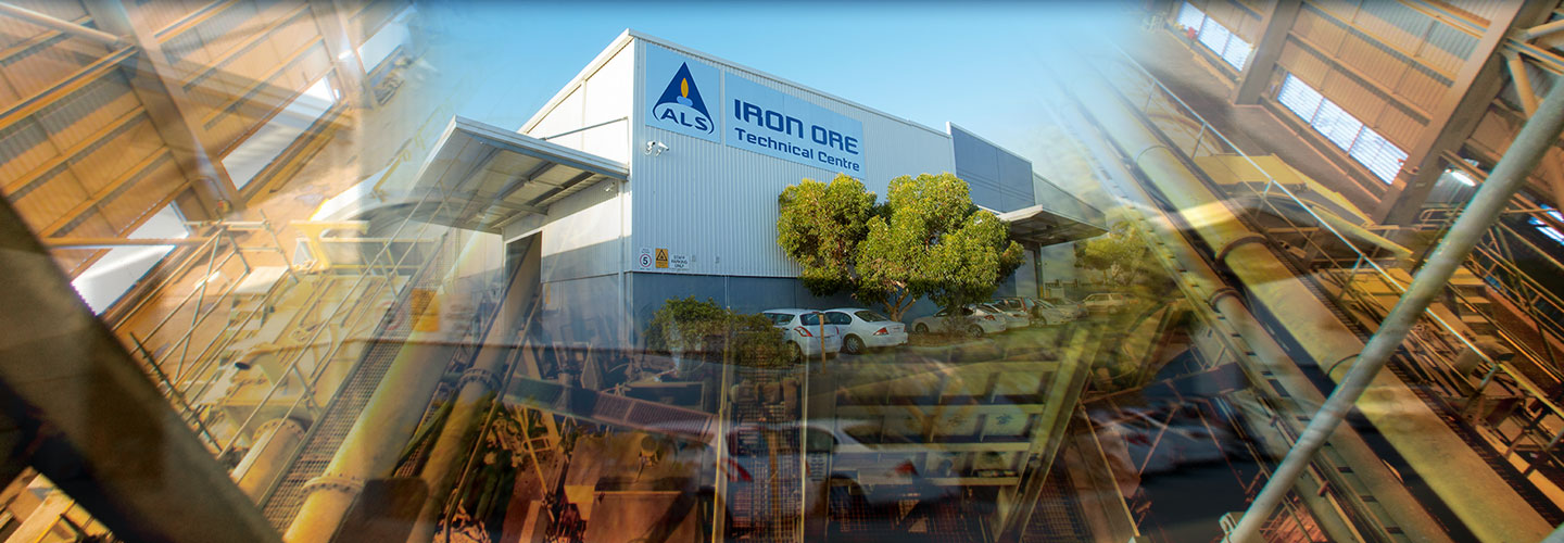 Iron Ore Technical Centre Hero Image